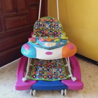 Preloved Baby Walker Royal RY 8383