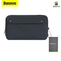Baseus Clutch Pouch Bag Digital Storage Tas WaterProof DustProof