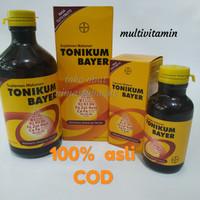 TONIKUM BAYER SIRUP 330 ML/100ml multivitamin tambah darah