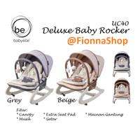 Bouncer Baby Elle Babyelle UC40 Deluxe Baby Rocker / Kursi Goyang Bayi