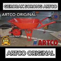 GEROBAK SORONG ARTCO ORIGINAL BAN MATI GEROBAK CELENG ARTCO ORIGINAL