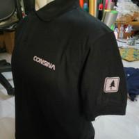 Polo shirt-Tshirt-Kaos Kerah CONSINA Keren Terpopuler