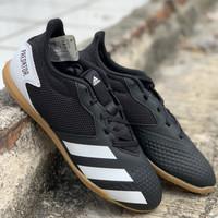 Sepatu futsal adidas original Predator 20.4 in Sala orange 2020