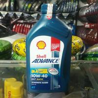 Shell Advance AX7 Matic 1L 10W/40