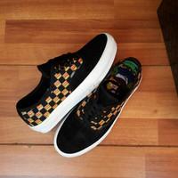 Sepatu Vans Authentic Sean Clever Black ORI Premium BNIB Quality