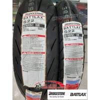 Ban Battlax S22 Ukuran 160/60ZR/17 & Ban Battlax S22 120/70-17
