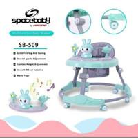 Baby Walker Spacebaby SB 507 Space Baby