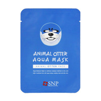 Animal otter aqua mask SNP