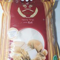 Tepung Terigu Cakra Kembar Emas Roti 5kg