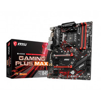 MSI B450 Gaming Plus MAX (AM4, AMD Promontory B450, DDR4, USB3.2, SATA
