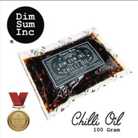 Minyak Cabe/minyak cabai/sambal/sambel/saos/chilli oil by Dimsum Inc