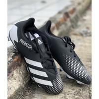sepatu bola adidas original PREDATOR 20.4 FxG Hitam new 2020