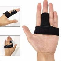 Relief trigger finger splint
