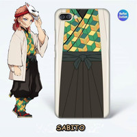 Case Kimetsu No Yaiba 3D Anime Custom - Sabito Suit - SOFTCASE
