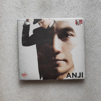CD audio musik Indonesia pop rock ANJI