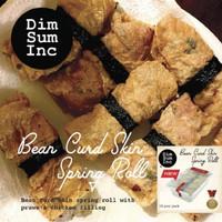Lumpia Kulit Tahu / lumpia goreng / beancurd spring roll by Dimsum Inc