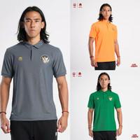 Baju Polo Shirt Timnas Indonesia Garuda 1701GR (3 Pilihan warna)