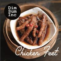 Kaki Ayam Kukus / Ceker ayam / Chicken feet premium by DimSum Inc