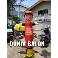 Balon Sky Dancer 12 Inch + Blower Garansi 1 Tahun