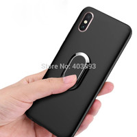 Case Samsung A01 core Softcase i-Ring Holder Cincin Oval Stand