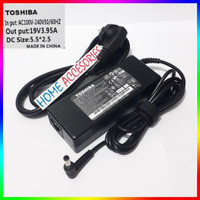 Adaptor Casan Charger laptop Toshiba 19V - 3.95A ORIGINAL A100 A105