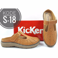 Sandal Wanita kickers / sendal wanita kickers Kode S-18