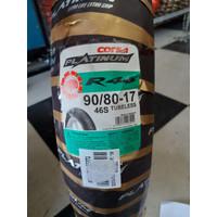 Ban luar Corsa Platinum R46 uk 90 80 -17 TUBLESS motor bebek ORIGINA
