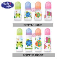 Botol Susu Bayi Baby Safe JS001 & JS002 Bottle 125ml / 250ml Babysafe