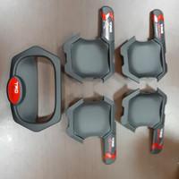 Outer handle mobil toyota RUSH Hitam 5 pcs