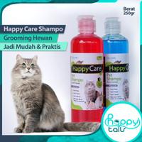 Shampo Kucing Happy Care Anti Kutu Tick Flea 250 ml Cat & dog 250 ml