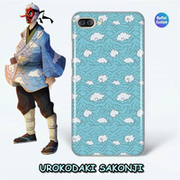 Case Kimetsu No Yaiba 3D Anime Custom - Urokodaki Sakonji Suit - SOFTCASE