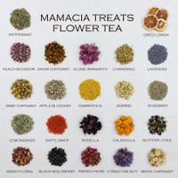 Flower Tea Teh Bunga Mamacia Treats / Lavender / Chamomile / Jasmine 1