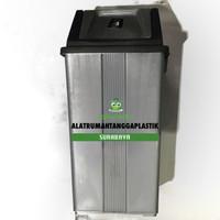 KHUSUS GOJEK/GRAB Tong Sampah Besar 42 Liter/ Tempat Sampah Jumbo