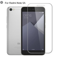 tempered glass Redmi Note 5A screen protector anti gores kaca bening