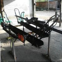 Anhang Gendong Motor (Motorcycle Hitch Carrier)
