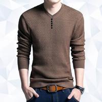Sweater Wool Pria Baju Rajut Pria Kaos Pria Impor Bahan Premium