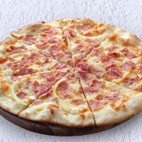 Classified - Ham & Cheese Pizza