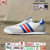 Sepatu Adidas Dragon White France Original BNWB Shoes - Sneakers Pria