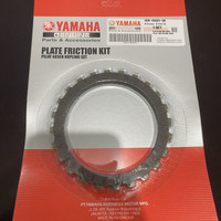Plat Kopling Kampas Yamaha Motor Vega ZR 5D9 New Baru