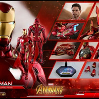 Hot Toys Iron man Mark 50 mark L infinity war avengers Diecast MISB
