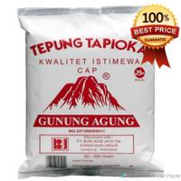 Tepung Tapioka Sagu Cap Gunung Agung 500 gr