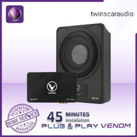 Paket audio mobil venom murah berkualitas paket express (home Servise)
