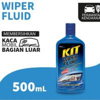 kit wiper fluid 500ml pembersih kaca mobil saat hujan