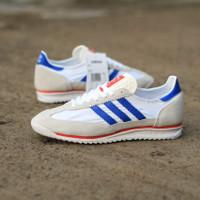 Sepatu Adidas SL72 White Blue Red Original BNIB