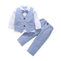 Jas pesta anak laki ulang tahun Baby boy Tuxedo set Baju formal boy