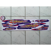 Striping Motor Mio Sporty Thailand Biru