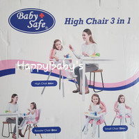 Haigh chair baby safe 3 in 1