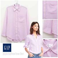 Kemeja Wanita GAP | baju sisa eksport | baju bigsize