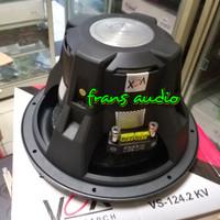 subwoofer Vox research VS 124.2 kv / Vox 124.2kv Double Coil 12 inci