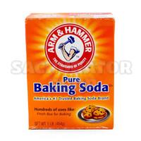 Arm And N & Hammer Tepung Pure Baking Backing Soda Bubuk Powder 454 gr